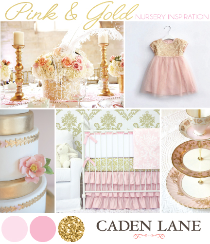 Remember think outside the baby box for decor youll be pleasantly surprised with how much blush and gold decor exsists outside of the nursery decor