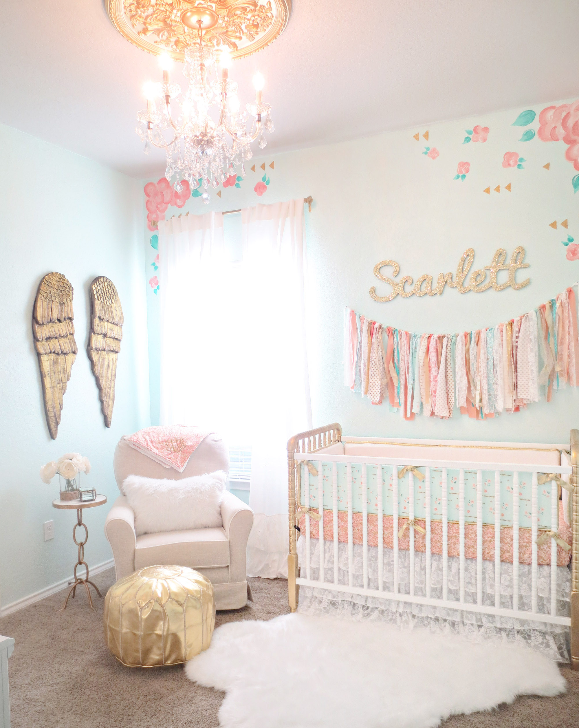 Image Result For Diy Nursery Decora